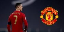 Кристиано Роналдо в Манчестър Юнайтед
