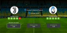 Прогноза: Ювентус - Аталанта 11/07/2020 - Серия А