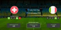 Прогноза: Швейцария - Италия 05/09/2021 - Квалификационен мач за Мондиал 2022